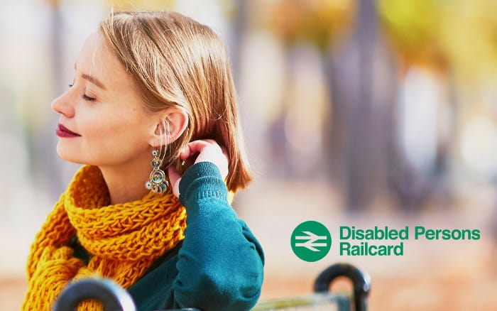 Disabled Persons Railcard Discount Code