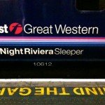 Night Riviera Sleeper Train – London to Penzance, Cornwall