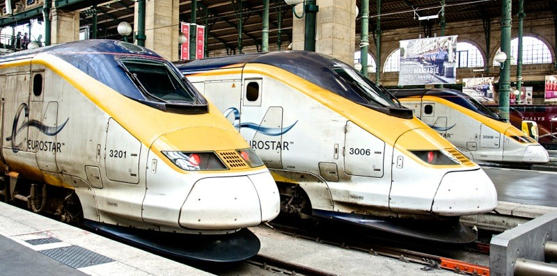 Since , Eurostar is the only high-speed railway service that directly links London with major cities such as Avignon, Brussels, Lille, Lyon, Marseille and Paris. All the company's trains cross the Channel Tunnel between the United Kingdom and France.