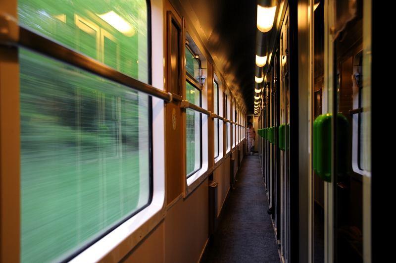 InterRail First Class SNCF France