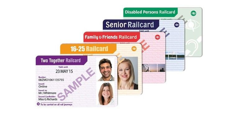 Railcard Promotional Code