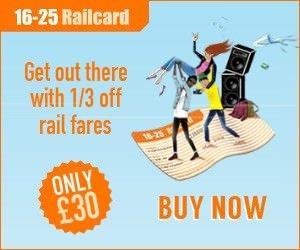 Family railcard promo codes