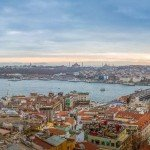 Istanbul Panorama from the Galata Tower