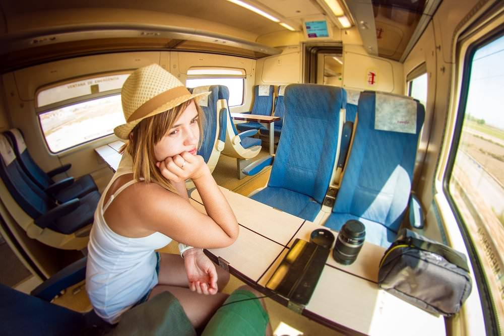 Spain - Youth & Student Discount Train Passes & Cheap Rail Tickets