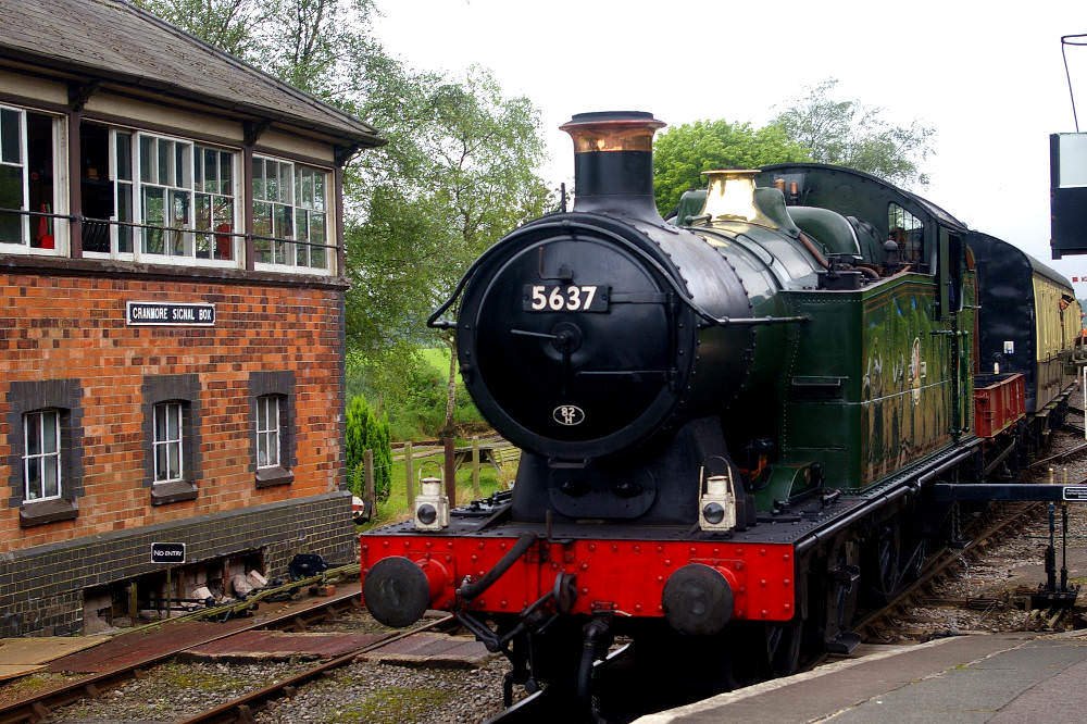 East Somerset Railway Steam Train Lunch Gift Experience