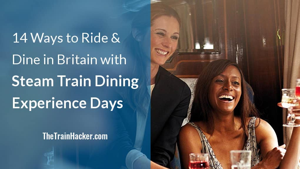 Steam Train Dining Experience Days