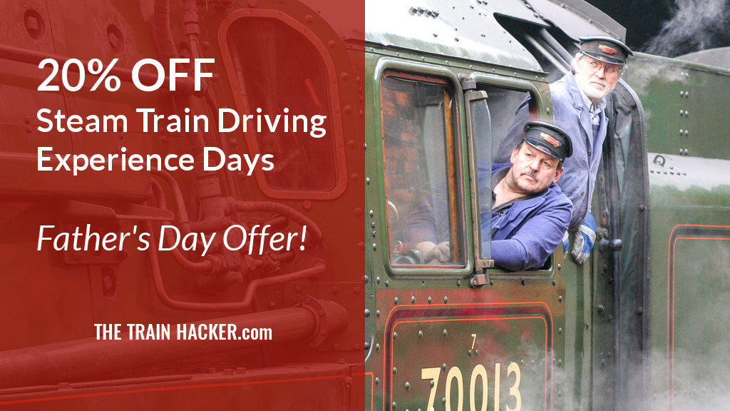 Steam Train Driving Experience Days