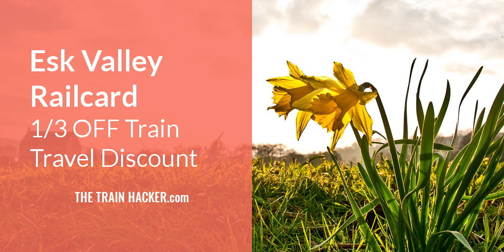 Esk Valley Railcard - Train Travel Discount