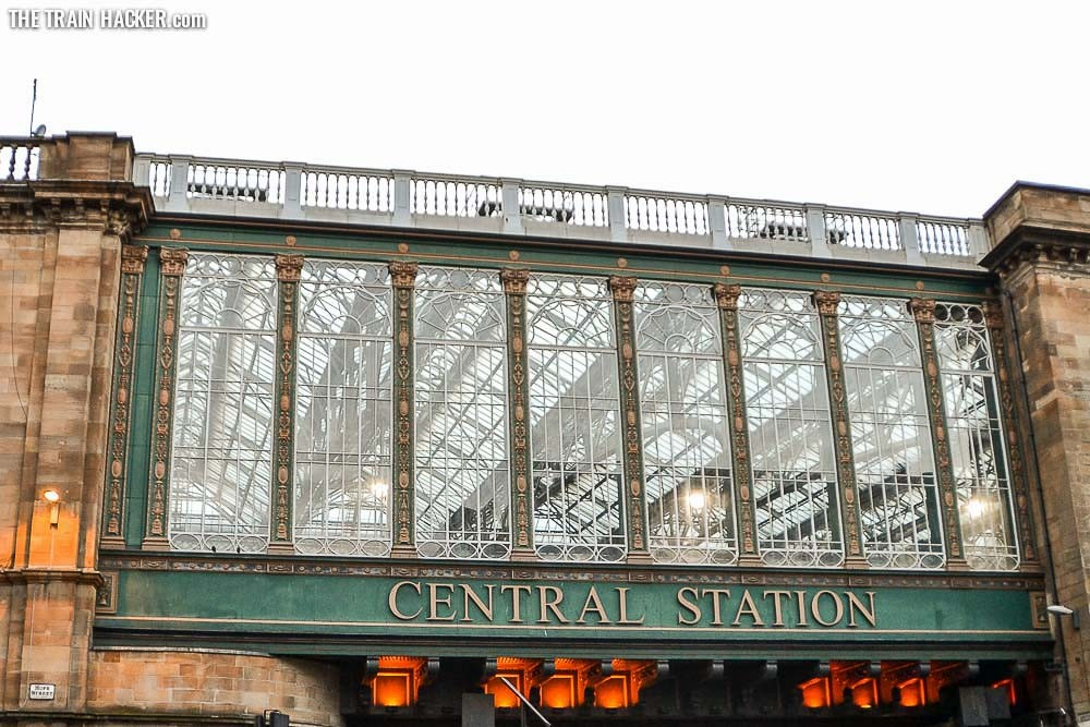 Scotrail Club 50 - Glasgow Central Station