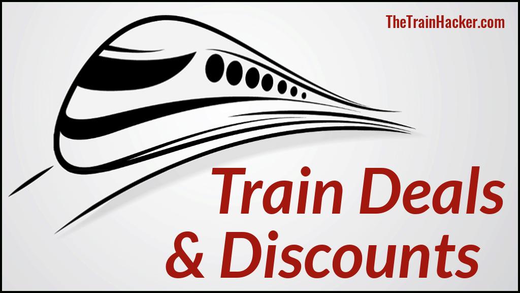 Train Deals & Discount Codes