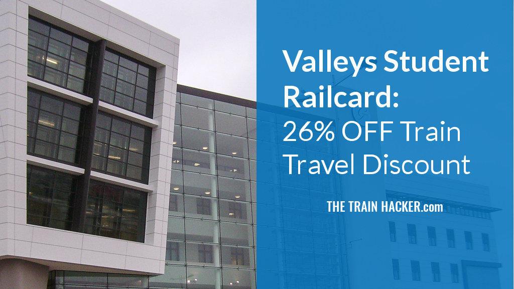 Valleys Student Railcard