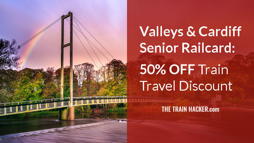 Valleys Cardiff Senior Railcard