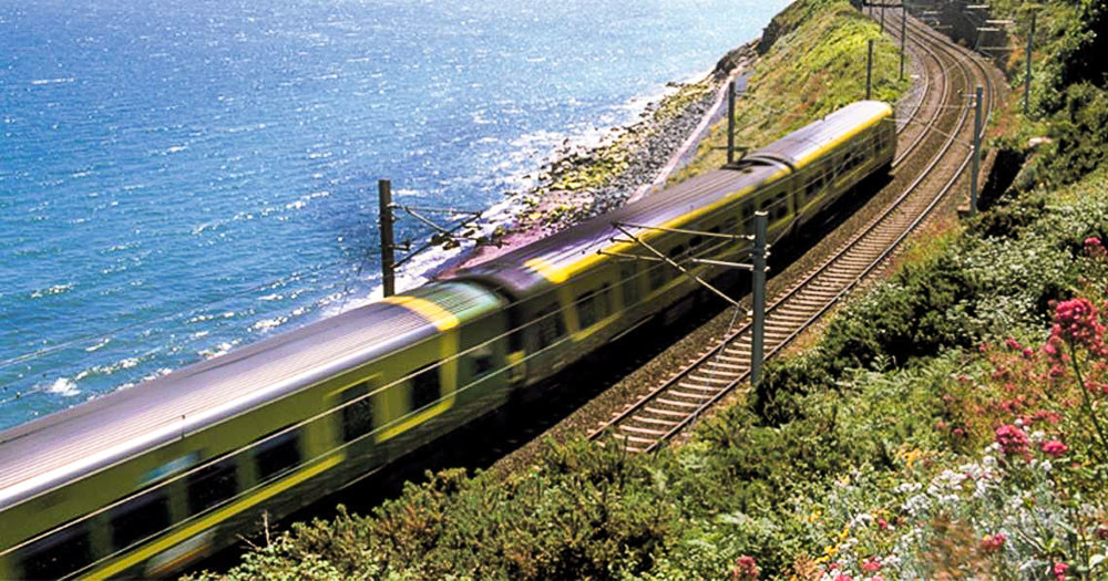 Dublin to Rosslare Railway - Dublin to Rosslare by Train
