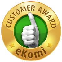 Japan Rail Pass - Customer Service Award eKomi