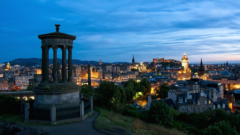 Caledonian Sleeper - London to Edinburgh from £75