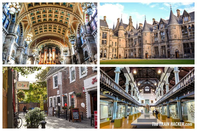 Caledonian Sleeper - London to Glasgow from £75