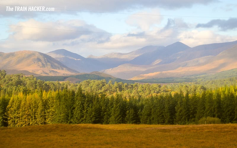 Travel the West Highland Line on the Caledonian Sleeper