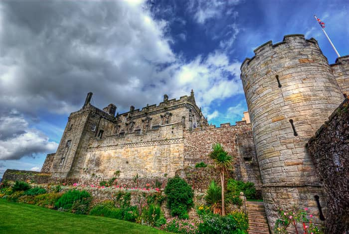 Stirling Castle, Scotland
