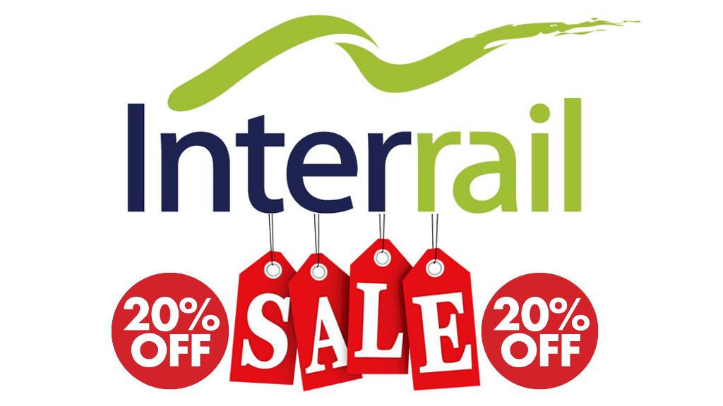 Interrail Discount Code - March 2021 Sale